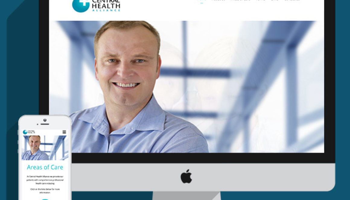 central-health-web