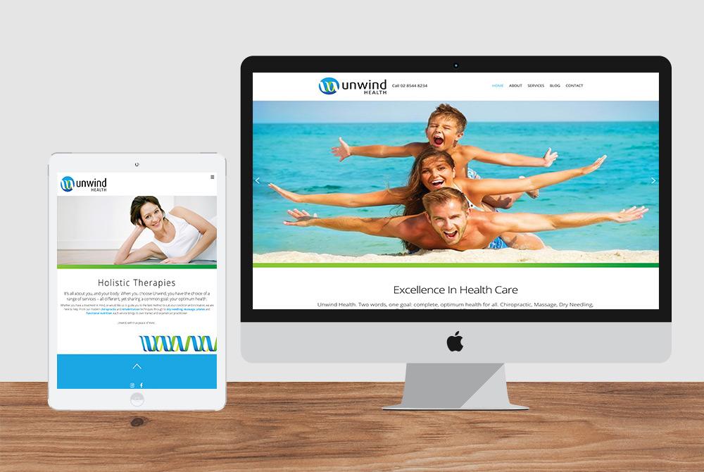 unwind-web-projects